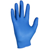 gloves: Kimberly Clark Professional KLEENGUARD* G10 Arctic Blue Nitrile Gloves - Small