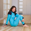 Adaptive Apparel: KCK Industries - 4Care™ Unisex Jumpsuit with a Zipper-Back
