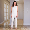 KCK Industries 4Care™ Unisex Bodysuit with Zippered-Back and Long Legs KCK 2031100XXXL