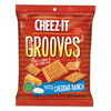 Crackers Chips Pretzels Crackers: Sunshine® Cheez-it® Grooves Crackers