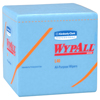 cleaning chemicals, brushes, hand wipers, sponges, squeegees: WYPALL* L40 Quarterfold Wipers