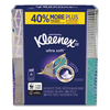 KIMBERLY-CLARK PROFESSIONAL* KLEENEX® Ultra Soft Facial Tissue