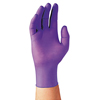 Exam & Diagnostic: Purple Nitrile* Exam Gloves - Large