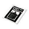 Kleer-Fax Kleer-Fax® 90000 Series Numerical Side Tab Legal Index Divider KLF 91025