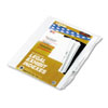 Kleer-Fax Kleer-Fax® 90000 Series Exhibit Alpha Side Tab Legal Index Divider KLF 91857