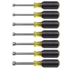 Klein Tools 7 Piece Metric Nut Driver Set KLN 409-65160