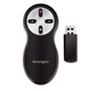 Kensington Kensington® Wireless Presentation Remote, Integrated Laser Pointer KMW 33374