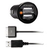 Notebook PDA Mobile Computing Accessories Cables Adapters: Kensington® PowerBolt™ Duo Car Charger