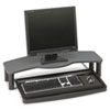 keyboard & mouse drawers & platforms: Kensington® Desktop Comfort Keyboard Drawer with SmartFit™ System