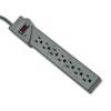 surge protectors: Kensington® Guardian® Premium Seven-Outlet Surge Protector
