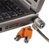 Kensington Kensington® MicroSaver® Laptop Computer Security Cable w/Lock KMW 64068