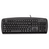 ergonomic mice and ergonomic keyboard: Kensington® Comfort Type™ USB Keyboard