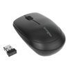 Acco Pro Fit Wireless Mobile Mouse, Black KMW 75228
