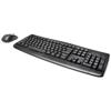 Acco Keyboard for Life Desktop Set, 10 m Range, Black KMW 75231