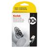 Kodak Kodak 1163641 (10B) Ink, 425 Page-Yield, Black KOD 1163641