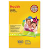 Kodak Kodak Photo Paper KOD 1743327