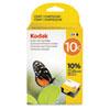 Kodak Kodak 8946501 (10C) Ink, 420 Page-Yield, Tri-Color KOD 8946501