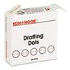Chartpak Koh-I-Noor Adhesive Drafting Dots KOH 25900J01