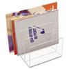 Kantek Kantek Clear Acrylic Desk File KTK AD45