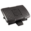 ergonomic: Kantek Premium Adjustable Footrest with Rollers