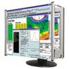 Kantek Kantek Maxview® LCD Monitor Magnifier Filter KTK MAG15L