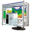Kantek Kantek Maxview® LCD Monitor Magnifier Filter KTK MAG17L