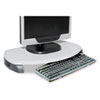 Cake Pie Covers Stands: Kantek CRT/LCD Stand with Keyboard Storage