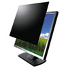"privacy screen: Kantek 22"" Wide Screen Monitor Filter"