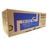 Mita Kyocera TK592C Toner, 5,000 Page-Yield, Cyan KYO TK592C