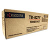Mita Kyocera TK827Y Toner, 7,000 Page-Yield, Yellow KYO TK827Y