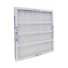 Poly Filters Ring Panel Link Filters: Purolator - Key Pleat™ Pleated Filter 20 x 20 x 2, MERV Rating : 8