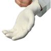 safety zone: Safety Zone - Lightly Powdered Latex Gloves - Large
