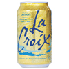 Juice and Spring Water: LaCroix® Lemon Sparkling Water