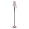 Sli-lighting-inc-lighting-supplies: Ledu Brass Swing Arm Floor Lamp