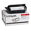 Lexmark Lexmark 12A7362 High-Yield Toner, 21000 Page-Yield, Black LEX 12A7362