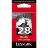 Lexmark Lexmark 18C1428 Ink, Black LEX 18C1428