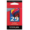Lexmark Lexmark 18C1429 Ink, Tri-Color LEX 18C1429
