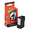 Lexmark Lexmark 18C1523 (23) Ink, 215 Page-Yield, Black LEX 18C1523