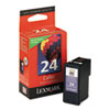 Lexmark Lexmark 18C1524 (24) Ink, 200 Page-Yield, Tri-Color LEX 18C1524