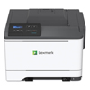 printers and multifunction office machines: Lexmark C2325dw Printer