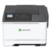 printers and multifunction office machines: Lexmark C2425dw Printer