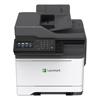 multifunction office machines: Lexmark MC2535adwe Printer