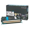 Lexmark Lexmark C5246CH High-Yield Toner, 5000 Page-Yield, Cyan LEX C5246CH