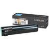 Lexmark Lexmark C930H2KG High-Yield Toner, 38000 Page-Yield, Black LEXC930H2KG