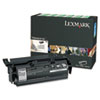 Lexmark Lexmark T654X41G Extra High-Yield Government Toner, 36,000 Page-Yield, Black LEX T654X41G