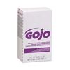 soaps and hand sanitizers: GOJO® NXT™ White Premium Lotion Soap Refills