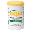 Heavy Duty Hand Cleaner Plastic Cartridge: GOJO® Lemon Pumice Hand Cleaner