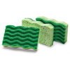 "cleaning chemicals, brushes, hand wipers, sponges, squeegees: Libman - 4.5"" x 3"" Medium-Duty Scrub Sponge"