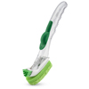 Libman Glass & Dish Wand with Scrub Brush LIB 1132