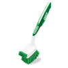 cleaning chemicals, brushes, hand wipers, sponges, squeegees: Libman - Dual-Surface Heavy Duty Kitchen Brushes